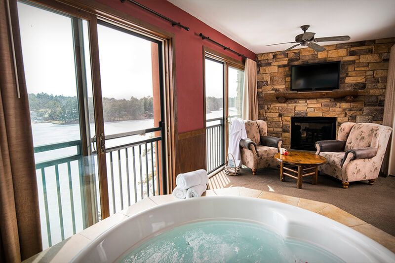 2 Bedroom Lake Condo Wilderness On The Lake Wisconsin Dells