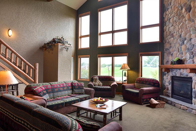 4 Bedroom Frontier Condo | Wilderness Resort Wisconsin Dells
