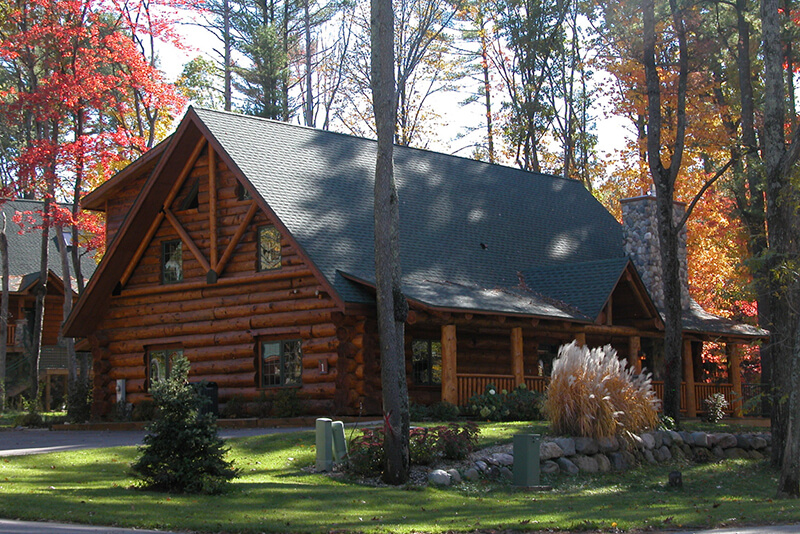 Swell 5 Bedroom Media Cabin Wilderness Resort Wisconsin Dells Interior Design Ideas Clesiryabchikinfo
