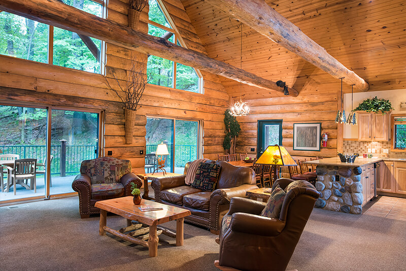 Remarkable Wisconsin Dells Wilderness On The Lake Cabins Dell Photos Interior Design Ideas Clesiryabchikinfo