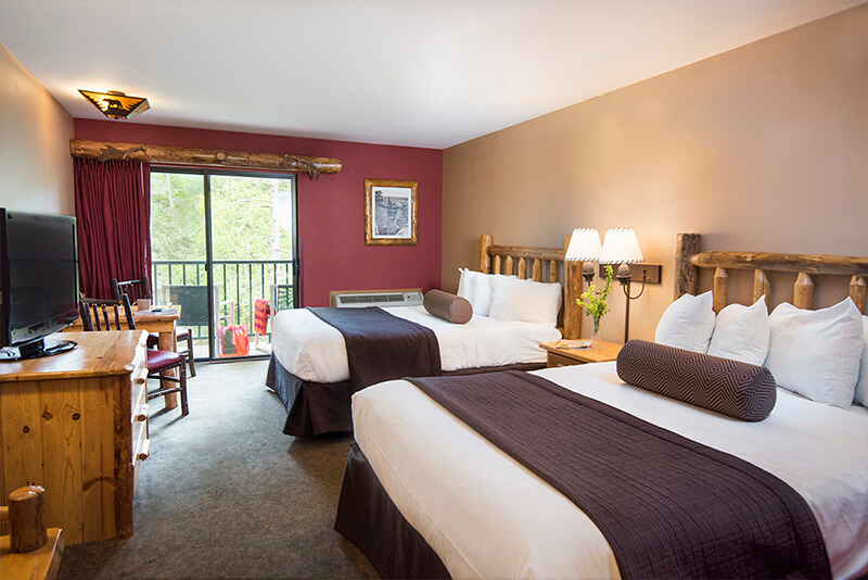 Double Suite Room Wilderness Resort Wisconsin Dells