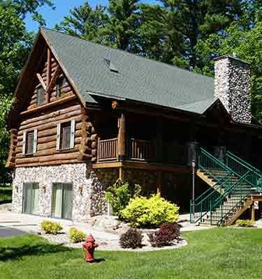 Brilliant 5 Bedroom Entertainment Cabin Wilderness Resort Wisconsin Beutiful Home Inspiration Aditmahrainfo