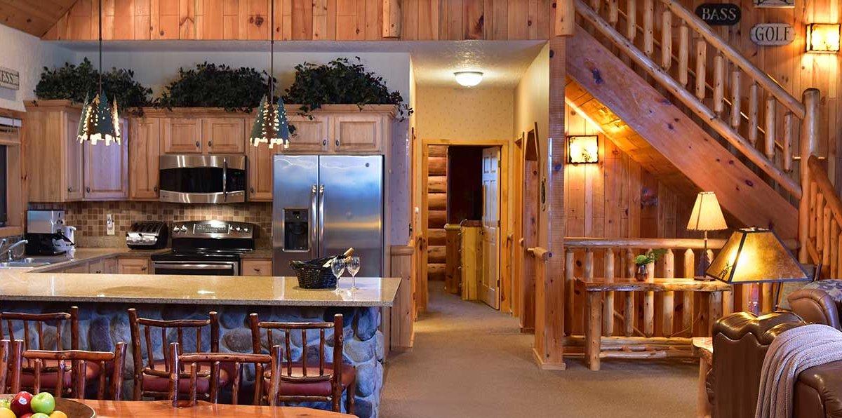 5 Bedroom Entertainment Cabin | Wilderness Resort ...