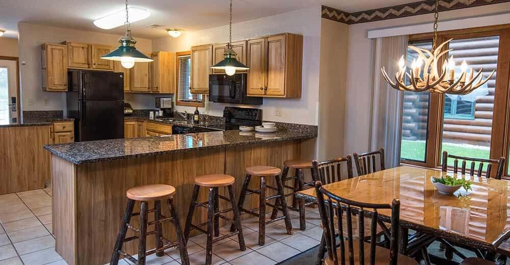 2 Bedroom Vacation Villa Wilderness Resort Wisconsin Dells