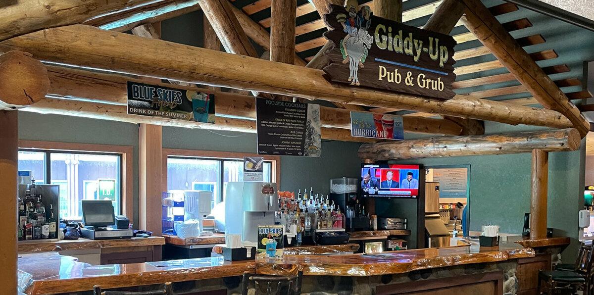 Giddy-Up Pub & Grub