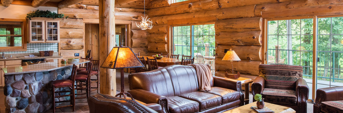 5 Bedroom Media Cabin | Wilderness Resort Wisconsin Dells