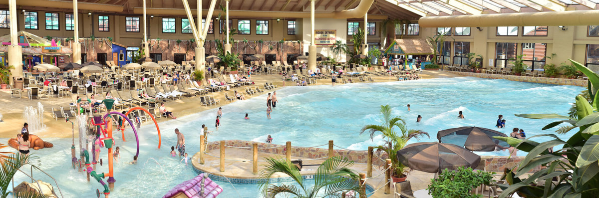 . Wild WaterDome Indoor Waterpark   Wilderness Resort Wisconsin Dells