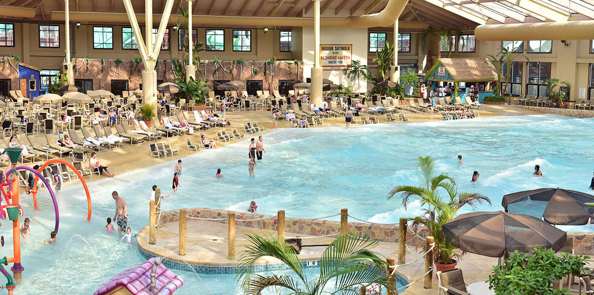 Wild WaterDome Indoor Water Park Wisconsin Dells