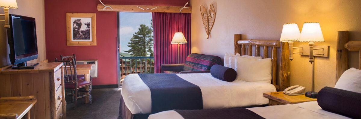 2 Bedroom Condo Special Glacier Canyon Lodge