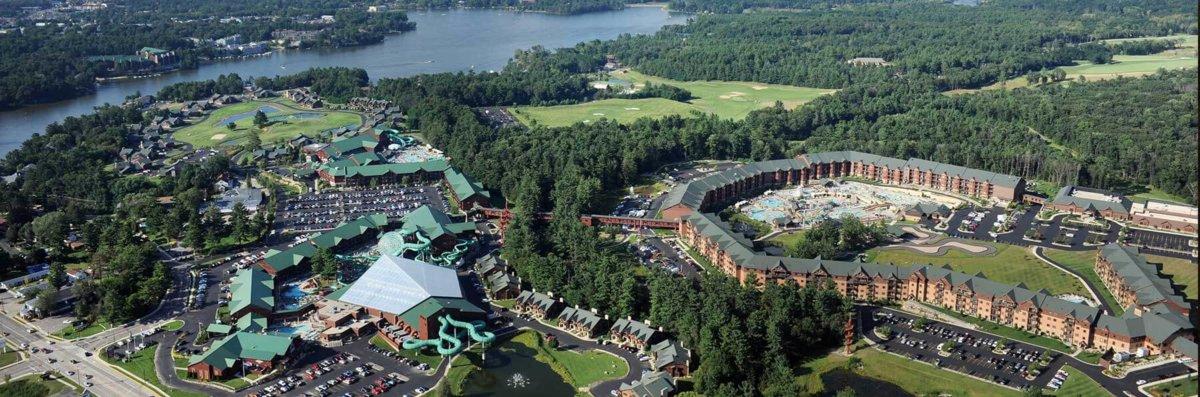 Wilderness Waterpark Resort In Wisconsin Dells