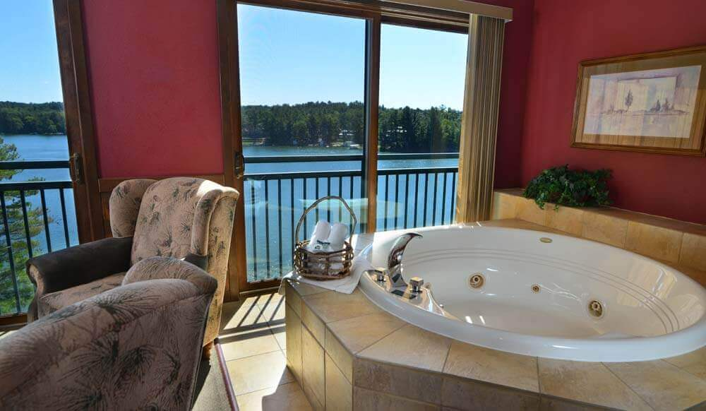 2 Bedroom Lake Condo Wilderness On The Lake Wisconsin Dells