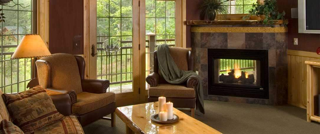 3 Bedroom Golf Course Cabin   Wilderness Resort Wisconsin ...