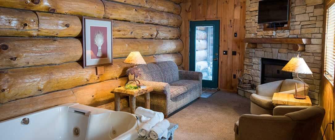 4 Bedroom Cabin Wilderness Resort Wisconsin Dells