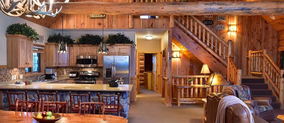 5 bedroom entertainment cabin wilderness resort