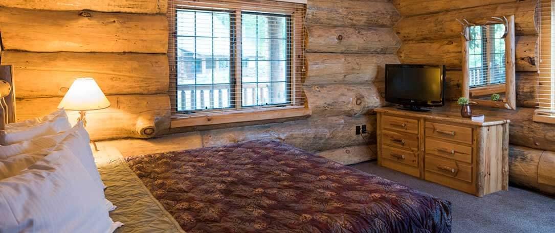 5 Bedroom Media Cabin Wilderness Resort Wisconsin Dells