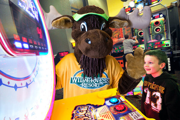 monty's arcade package including $50 in arcade credit