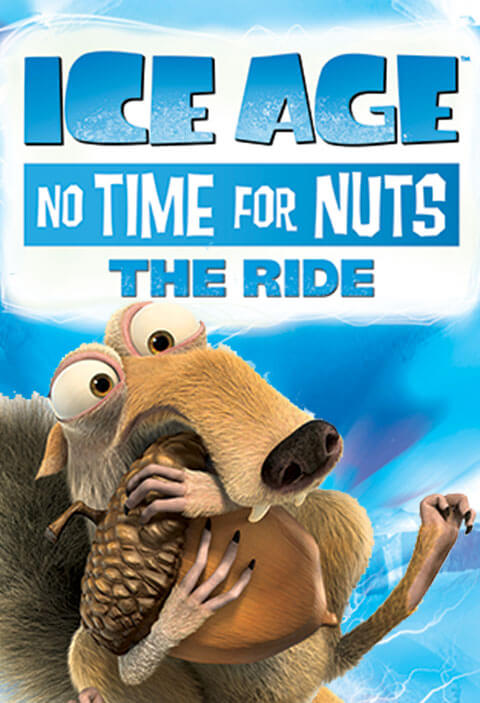 Ice age the ride, now playing