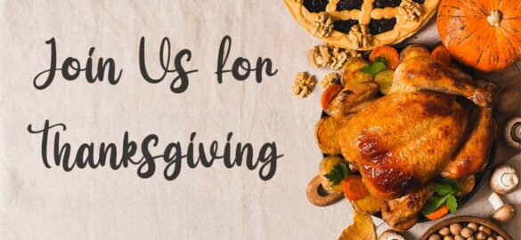 Thanksgiving Specials at the Wilderness Resort